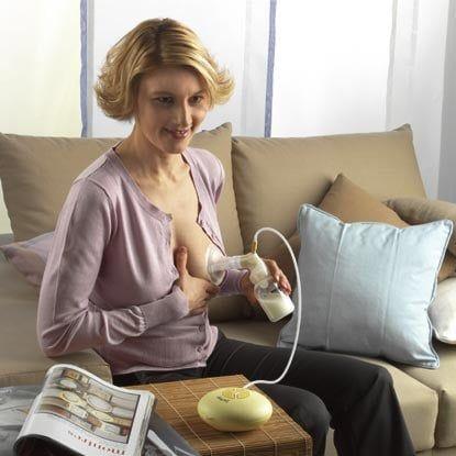 Cách sử dụng máy hút sữa Medela Swing bằng điện đơn