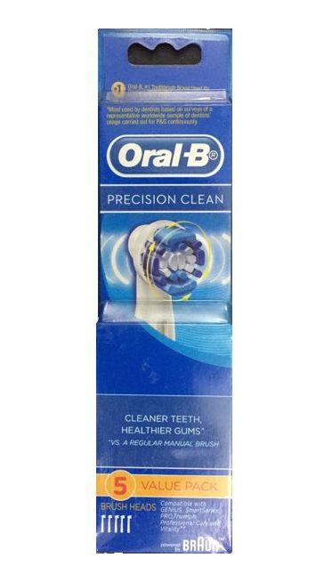 Set đầu bàn chải điện Precision Clean Oral-B 1