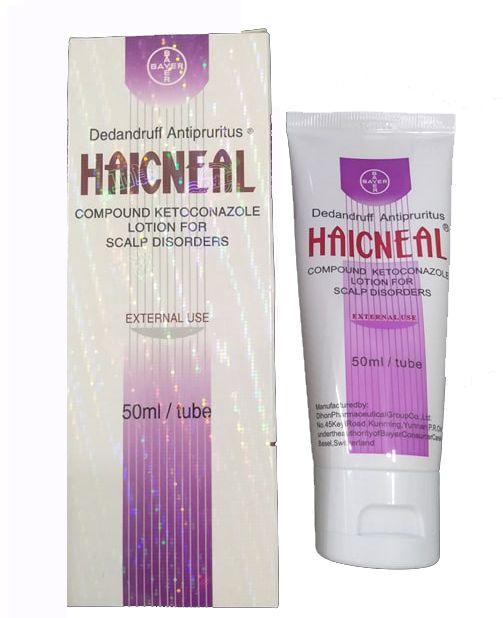 Dầu gội Haicneal hỗ trợ trị tóc có gàu, ngứa 1