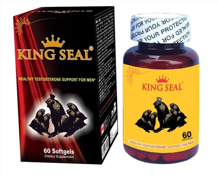 King Seal - Hỗ trợ tăng cường sinh lý nam giới 1