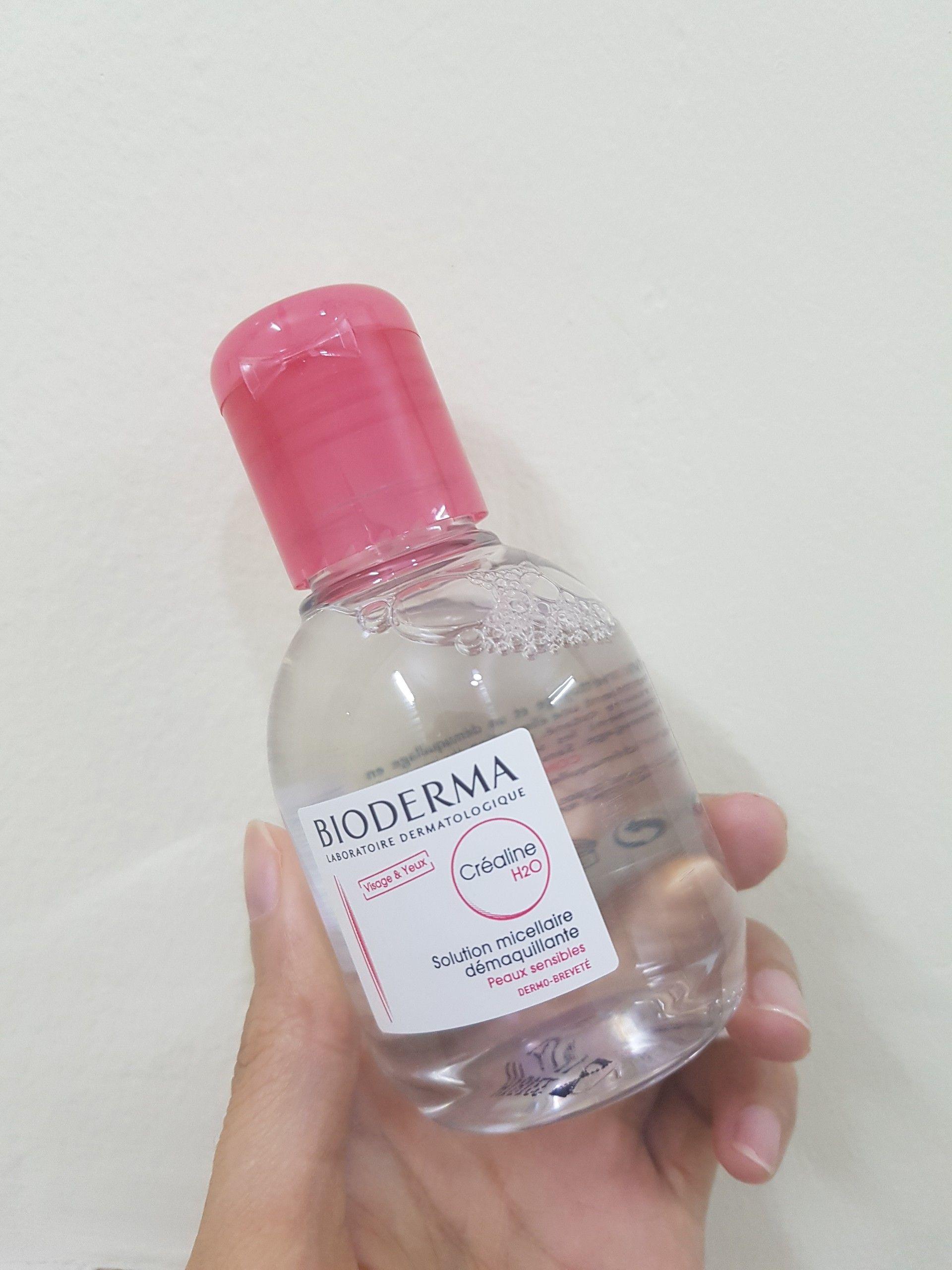 Nước tẩy trang Bioderma H2O 100ml