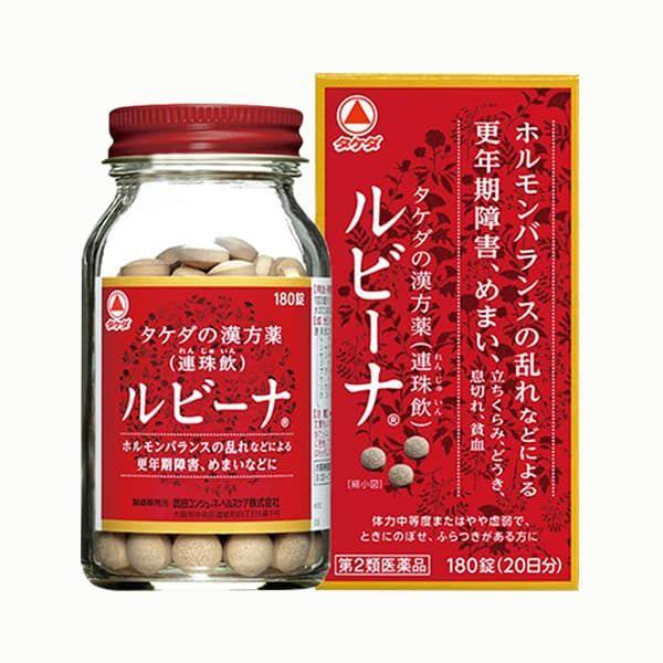 Viên uống bổ máu Rubina Nhật Bản hỗ trợ cho người thiếu máu 1