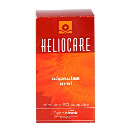 Viên uống chống nắng Heliocare bảo vệ da an toàn 60 viên 2