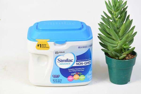 SữaSimilac của Mỹ Advance NON GMO cho trẻ sơ sinh