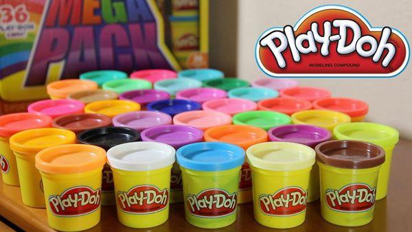 Đồ chơi đất nặn Play-Doh 8 màu A7923