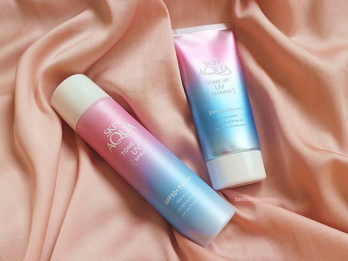 Thông tin kem chống nắng Sunplay Skin Aqua Tone Up UV Essence