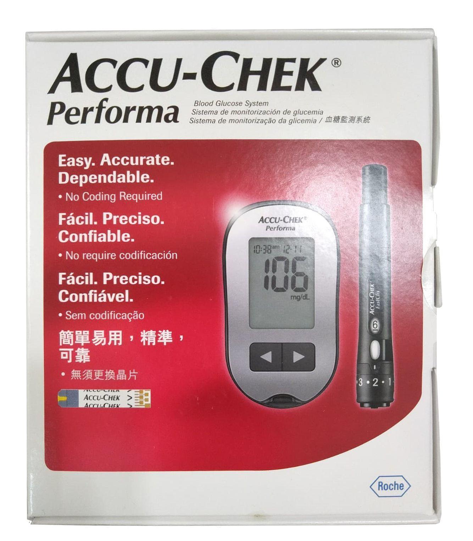 Máy đo đường huyết Accu Chek với bộ máy hoạt động thông minh cho kết quả nhanh và chính xác