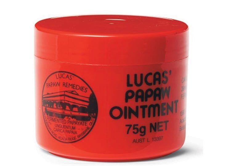 Kem đa năng Lucas Papaw ointment đu đủ 75g