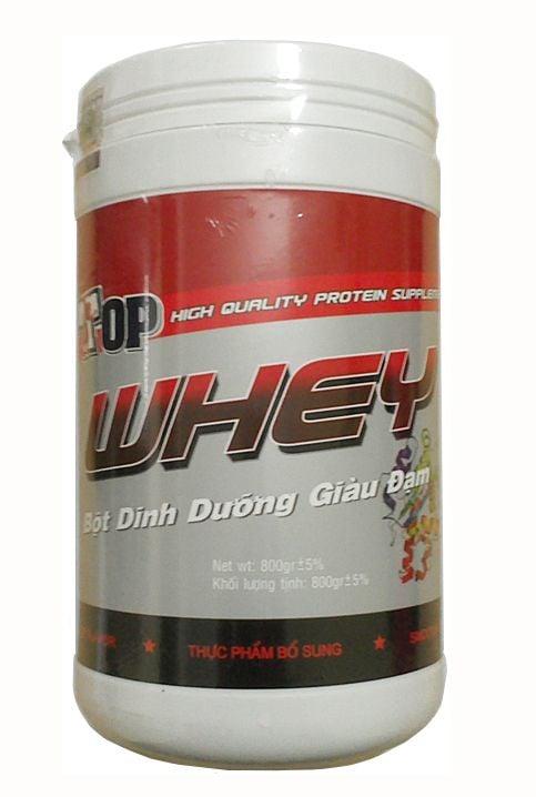 Sữa tăng cơ Top Whey Protein