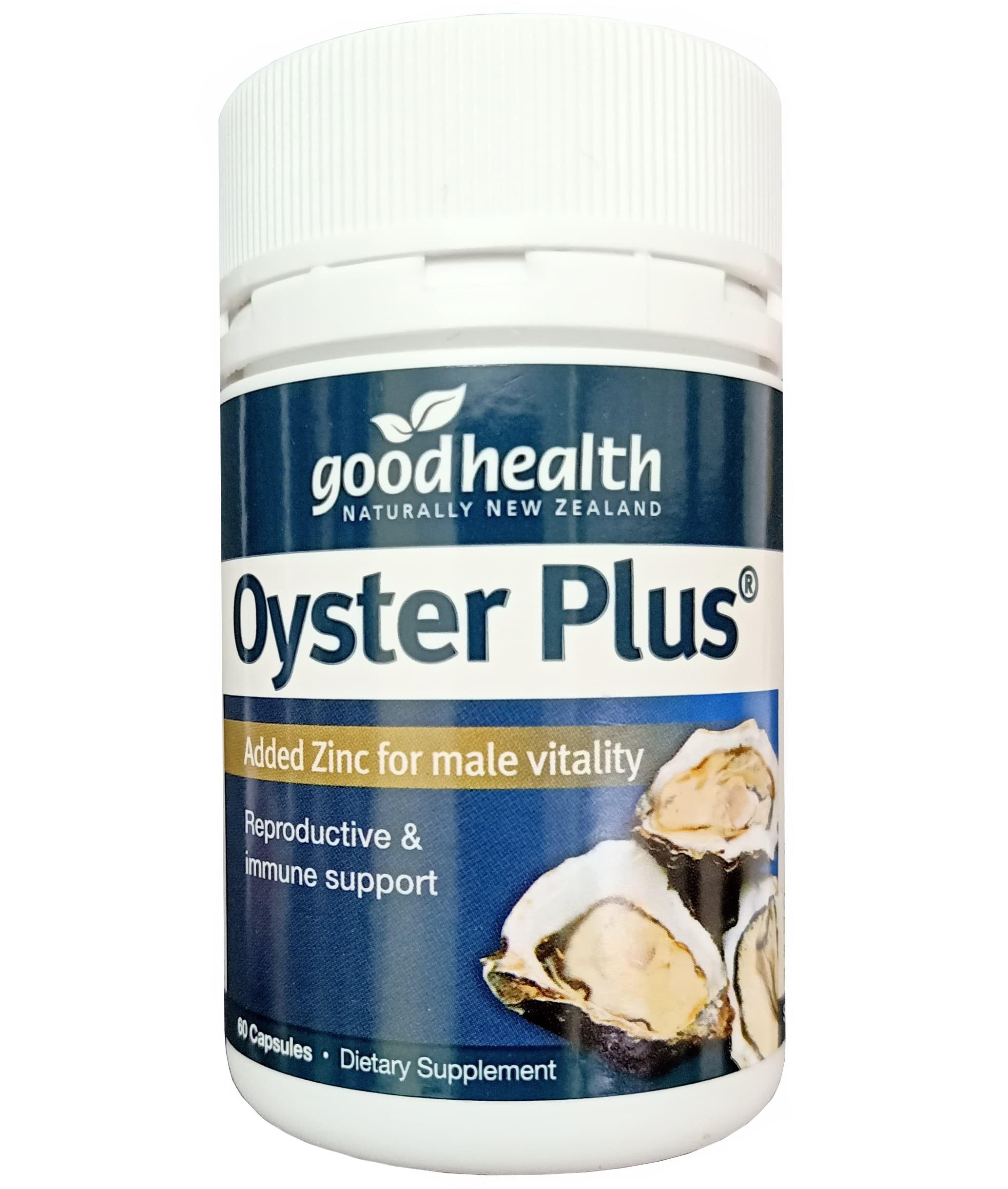 Tinh chất hàu oyster plus goodhealth (New Zealand)