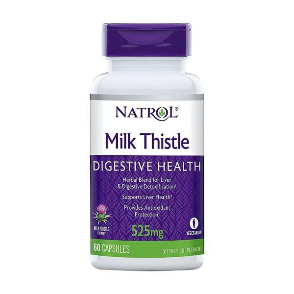 Viên Uống Hỗ Trợ Chức Năng Gan Natrol Milk Thistle
