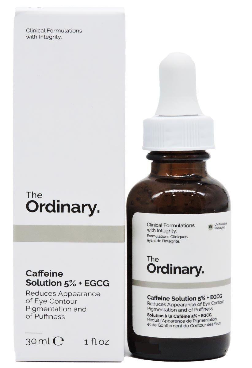 Serum The Ordinary Caffeine trị thâm quầng mắt, bọng mắt