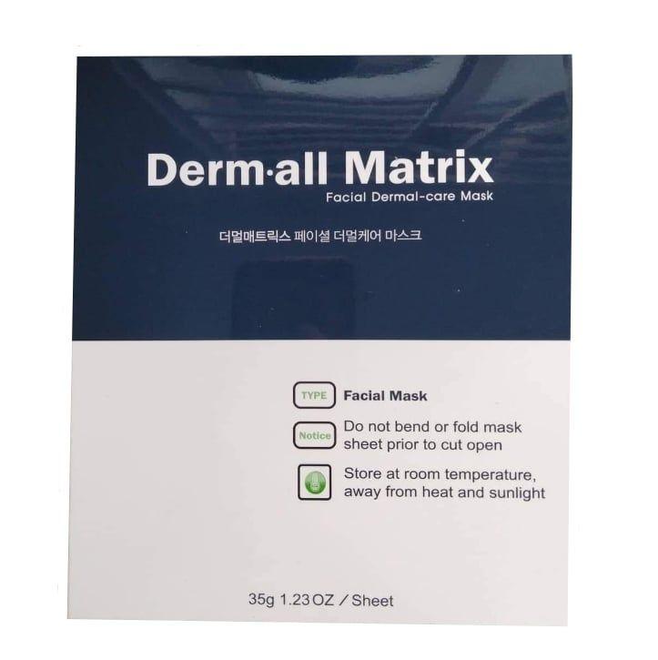 Mặt nạ Derm-All Matrix Hàn Quốc