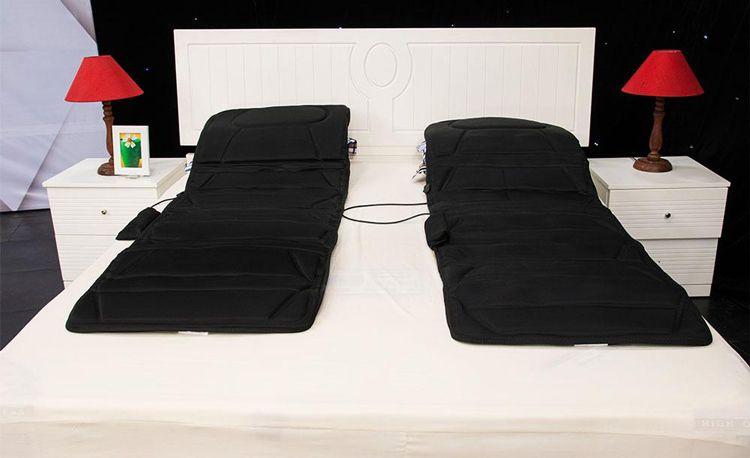 Nệm Massage Toàn Thân Bella MK93 10 Động Cơ