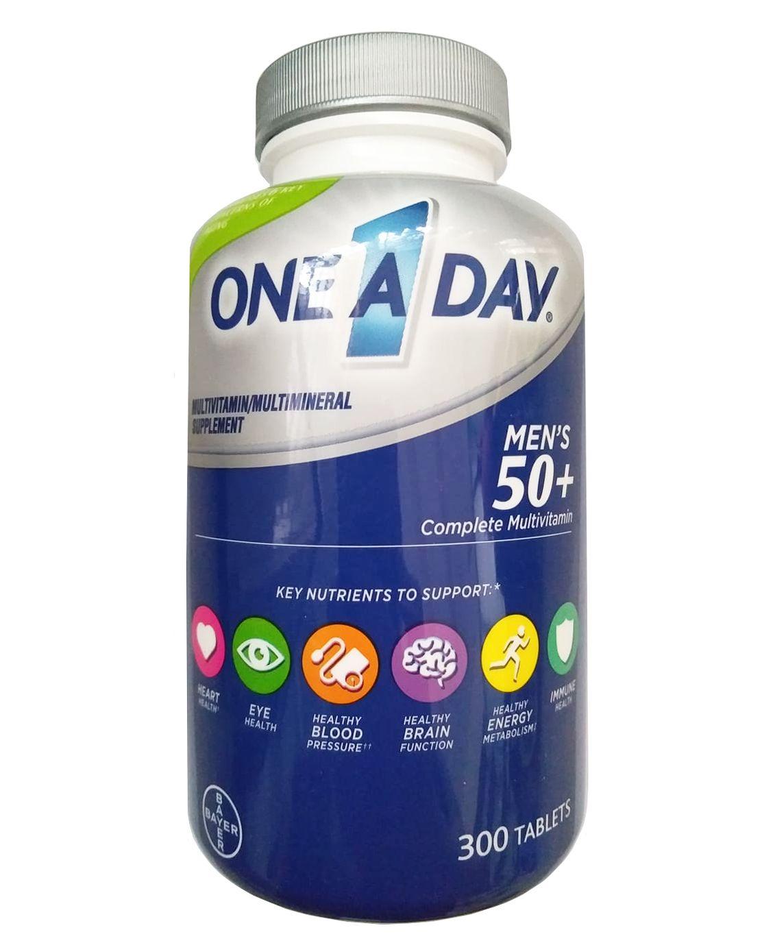 Vitamin Tổng Hợp One A Day Men's 50+