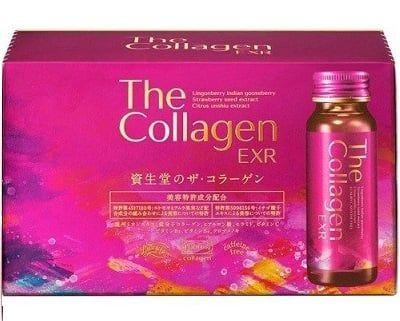 The Collagen EXR Shiseido Dạng Nước Của Nhật