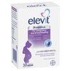 Viên uống Elevit Probiotics hỗ trợ tăng cường lợi khuẩn cho bà bầu