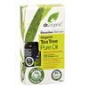 Tinh dầu tràm trà Dr.Organic Tea Tree Pure Oil hỗ trợ trị mụn