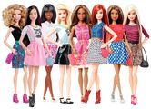 Búp Bê Barbie Phong Cách