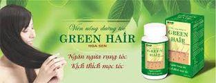 Viên Uống Dưỡng Tóc Green Hair