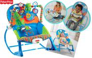 Ghế Rung Fisher Price X7033 Infant To Toddler Rocker