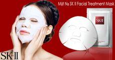 Mặt Nạ SK II Facial Treatment Mask Dưỡng Ẩm, Làm Trắng Da