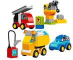 Đồ Chơi Xếp Hình Ô Tô Lego Duplo 10816 - Ô Tô Đầu Tiên Của Bé