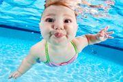 Phao Tập Chân Kickboard Bubble Cho Bé Tập Bơi