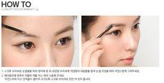 Bột Tán Mày 3CE Eyes Brow Kit Màu Sắc Tự Nhiên