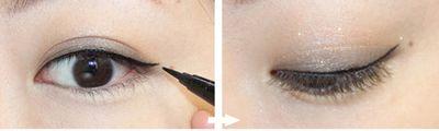 Bút Kẻ Mắt Dạ Eveline Art Professional Không Lem