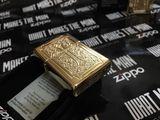 Bật Lửa Zippo Windproof 29436 High Polish Brass