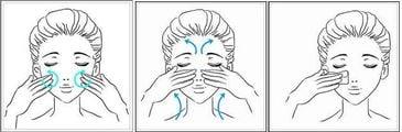 Kem Massage Mặt The Face Shop Herb Day Massage Cream