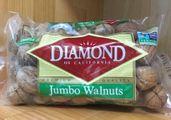 Quả Óc Chó Nguyên Vỏ Walnuts Diamond California Mỹ