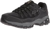 Giày Thể Thao Nam Skechers Afterburn Memory Màu Black