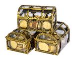 Socola Đồng Tiền Rương Vàng Thái Lan