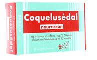Coquelusedal - Viên Đặt Cho Trẻ Từ Sơ Sinh Tới 30 Tháng Của Pháp