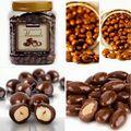 Chocolate Sữa Bọc Hạnh Nhân Kirkland Almonds 1,36kg Của Mỹ