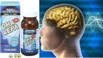 Viên Uống Bổ Não DHA & EPA Maruman 800mg