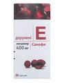 Vitamin E Đỏ Zentiva 400mg Hộp 30 Viên Chính Hãng Của Nga
