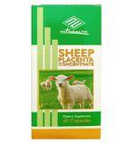 Nhau thai cừu Mỹ sheep placenta concentrate Nu-Health