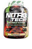 Sữa hỗ trợ tăng cơ NitroTech Naturall Flavored