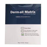 Mặt nạ Derm-All Matrix Hàn Quốc dưỡng trắng, nâng cơ