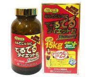 Viên uống hỗ trợ giảm cân 15kg Minami Healthy Foods