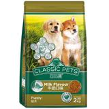 Thức ăn cho chó Classic Pets Puppy Food Milk Flavour