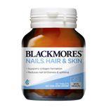 Viên uống hỗ trợ đẹp da, móng và tóc - Blackmores Nails Hair Skin Úc