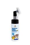 Bọt tắm khô dưỡng lông Hana Pet cho chó mèo hương phấn thơm