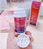 The Collagen Shiseido Dạng Viên Của Nhật Hộp test
