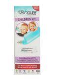 Bình rửa mũi cho bé Nasopure kèm gói muối