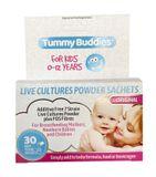 Men vi sinh Tummy Buddies cho bé từ sơ sinh của Anh