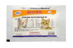 Bột bổ sung vitamin và hỗ trợ tăng đề kháng cho chó mèo Bio-Vit